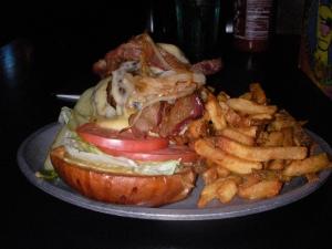 spokes burger